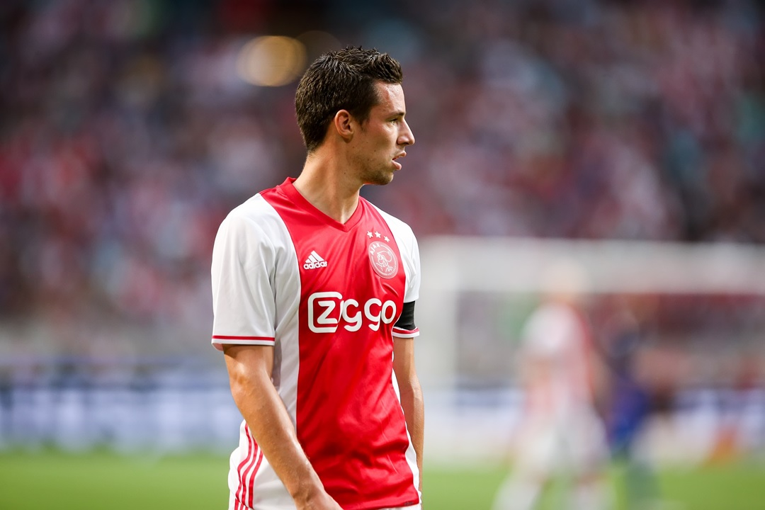ajax prolongation sponsoring maillot