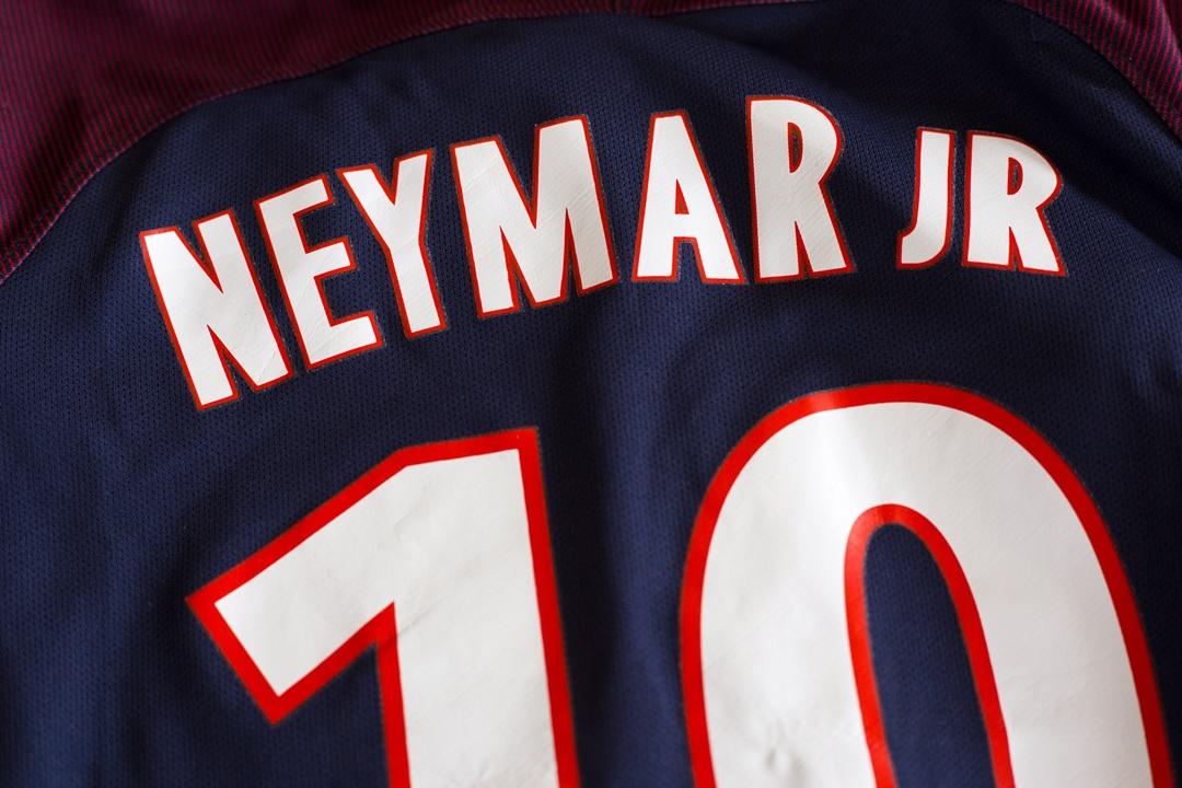 psg neymar valeur marchande