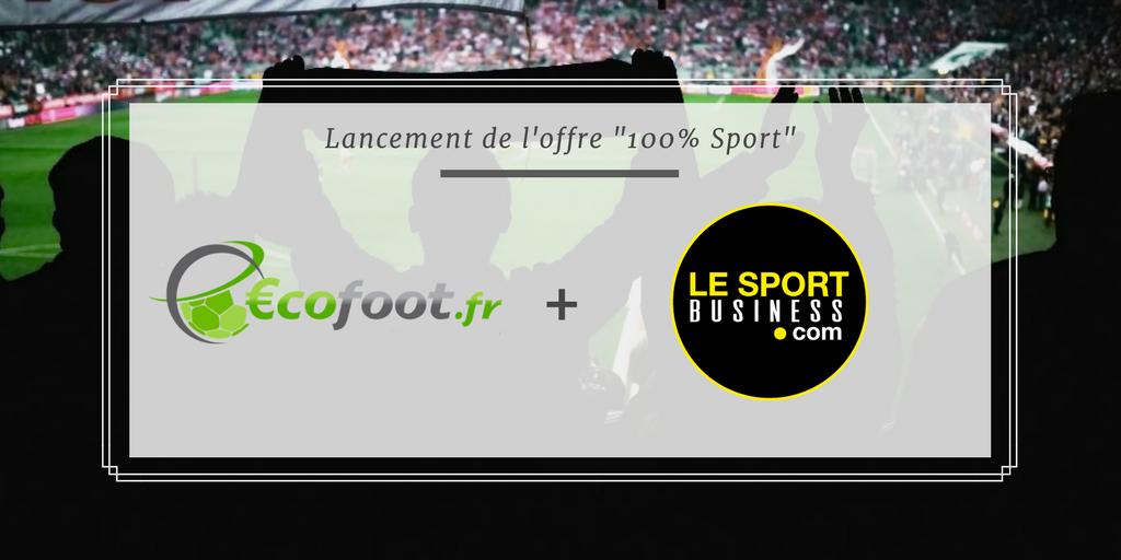partenariat ecofoot - le sport business