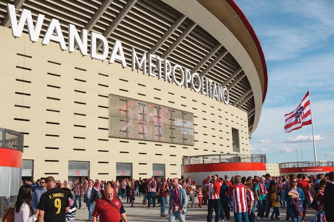 atletico de madrid naming wanda metropolitano