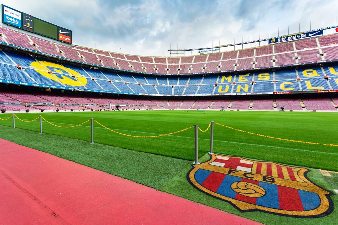 fc barcelone naming camp nou