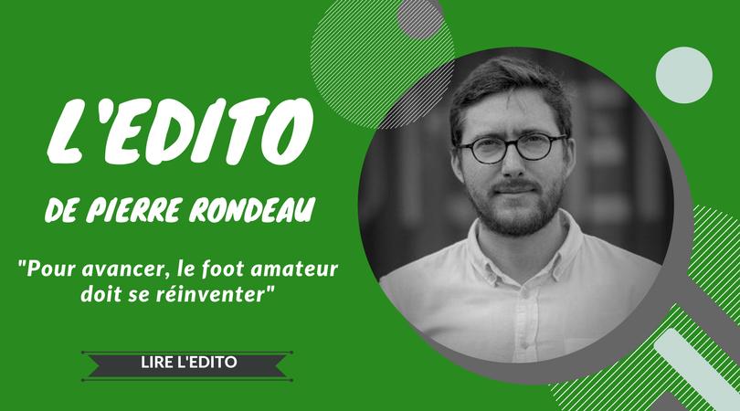 Edito Pierre Rondeau