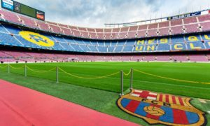 rénovation camp nou fc barcelone