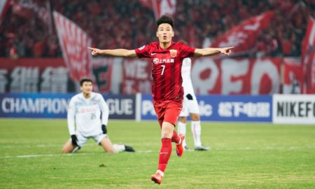 chinese super league contrat équipementier