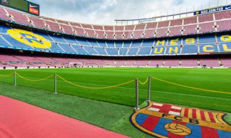 FC Barcelone naming Rakuten