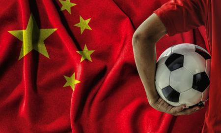 chine puissance footballistique