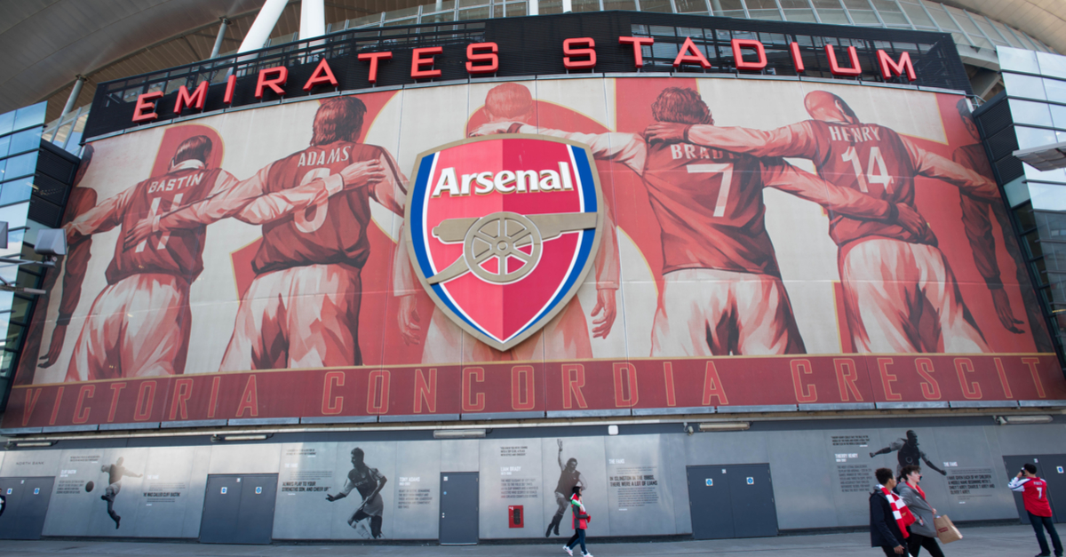 arsenal recomposition actionnariale