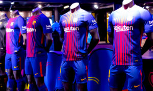 fc barcelone changement logo