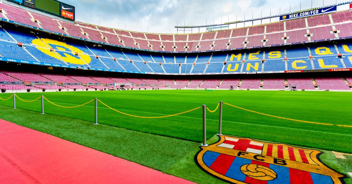FC Barcelone naming grifols