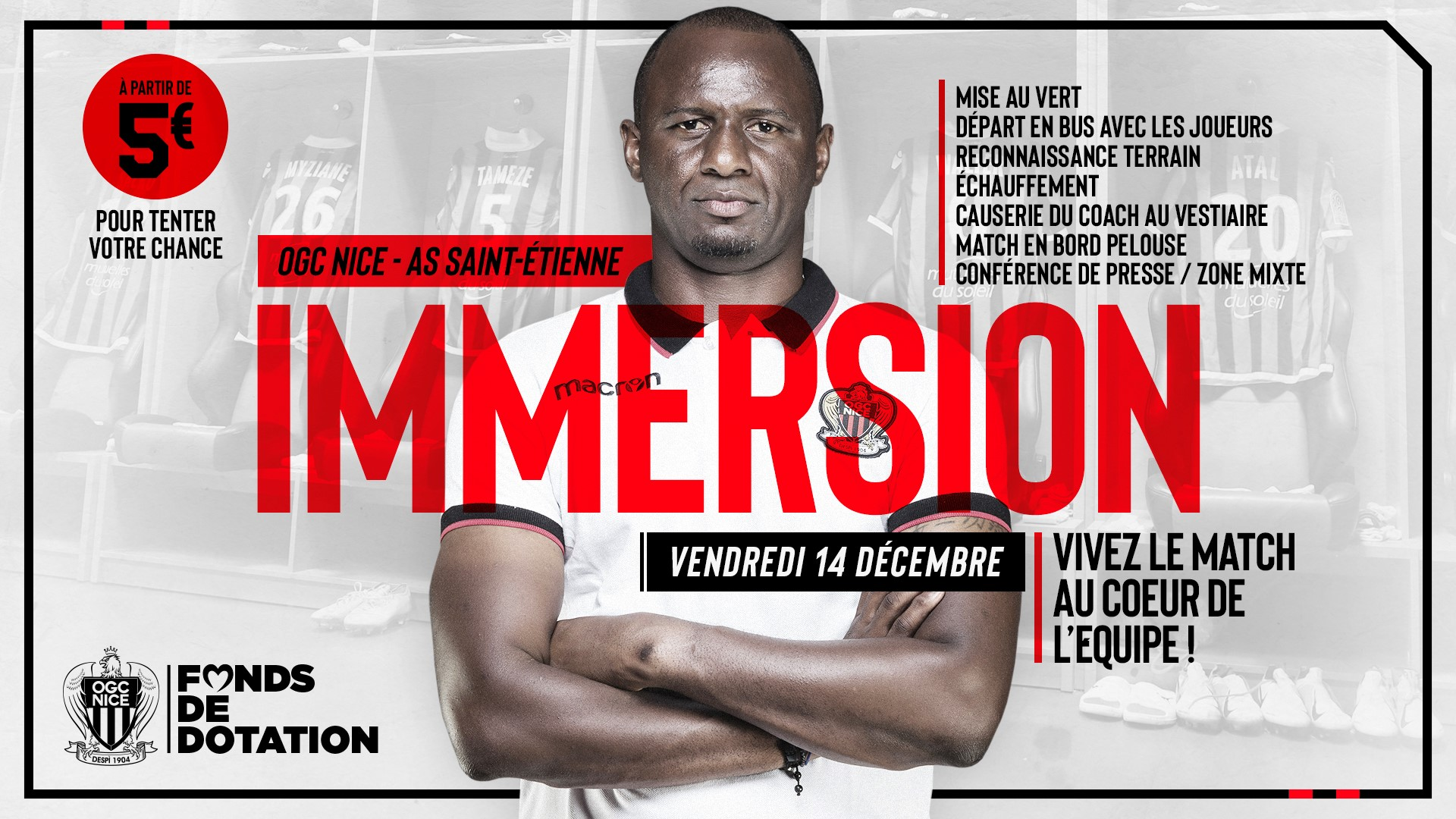 Immersion OGC Nice