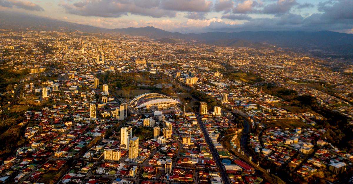 Costa Rica financement modernisation stade