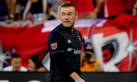 Rooney DC United sponsors