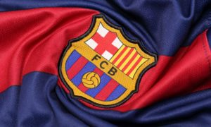 fc barcelone logo discorde