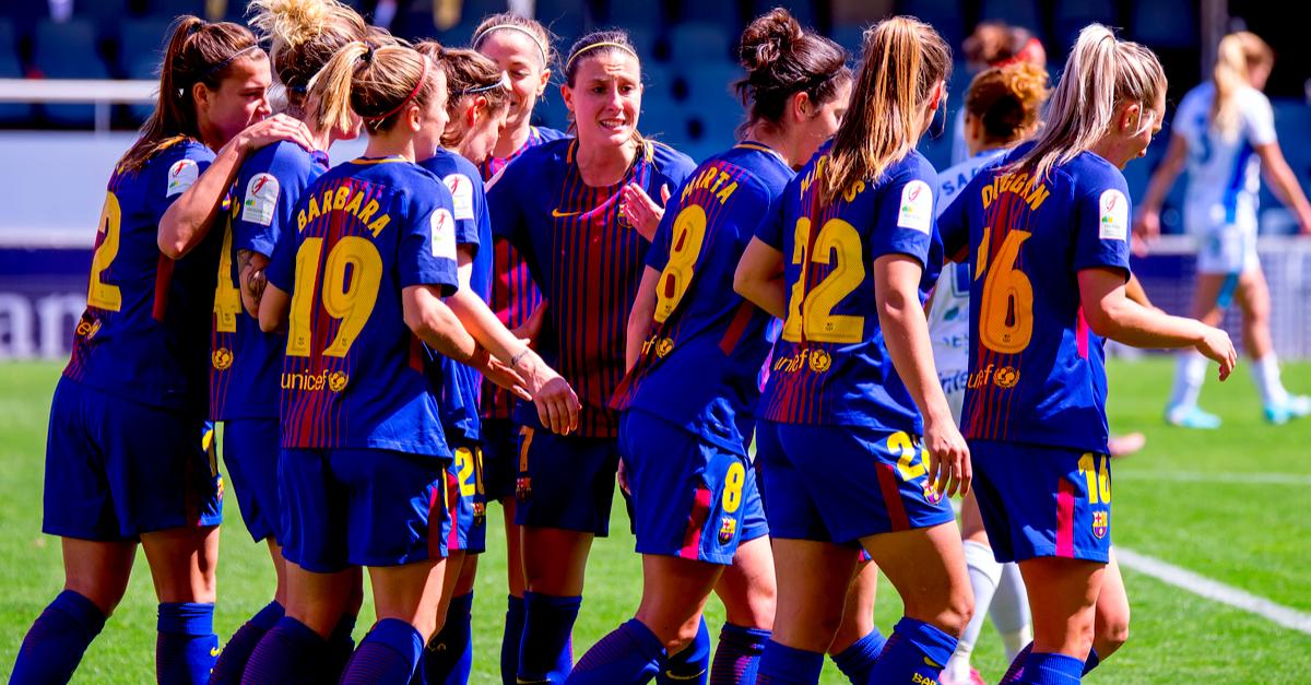 rfef visiiblité football féminin