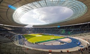 hertha berlin nouveau stade