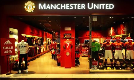 manchester united parc attraction chine