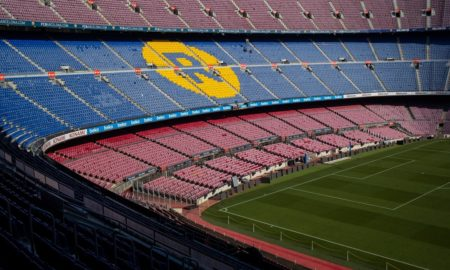 camp nou 5g fc barcelone