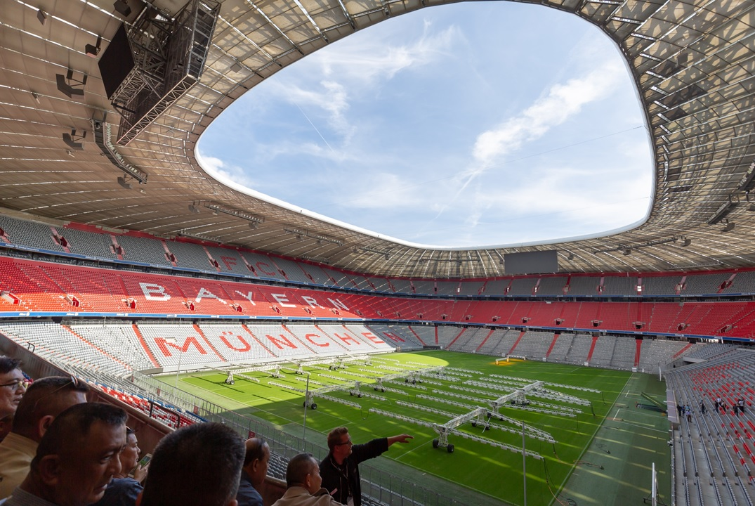 fc bayern innovation allianz arena