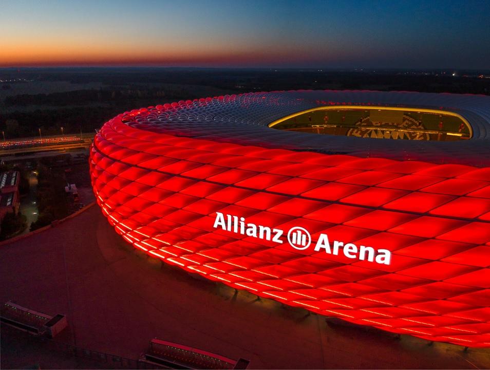 stades allemands bundesliga