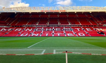 manchester united old trafford 5g