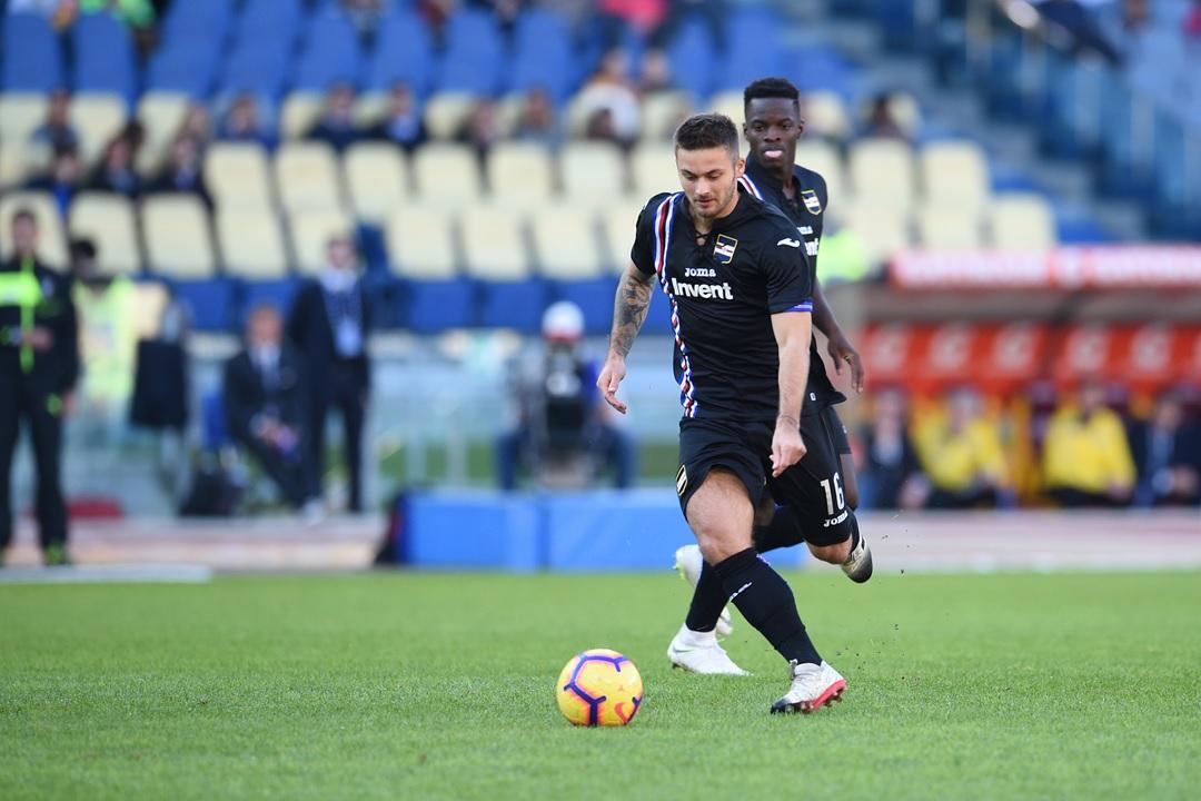 sampdoria vente club