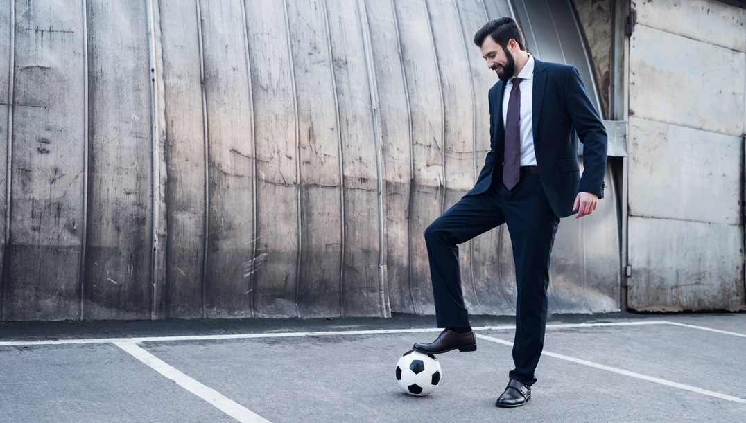 football entreprise collaboration