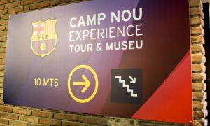fc barcelone musée