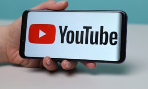 youtube diffusion contenus sportifs