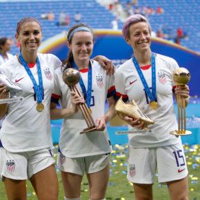 succès foot féminin