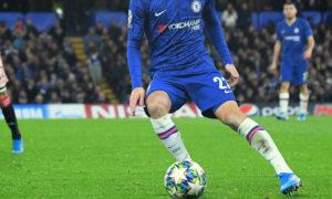 Chelsea sponsor maillot