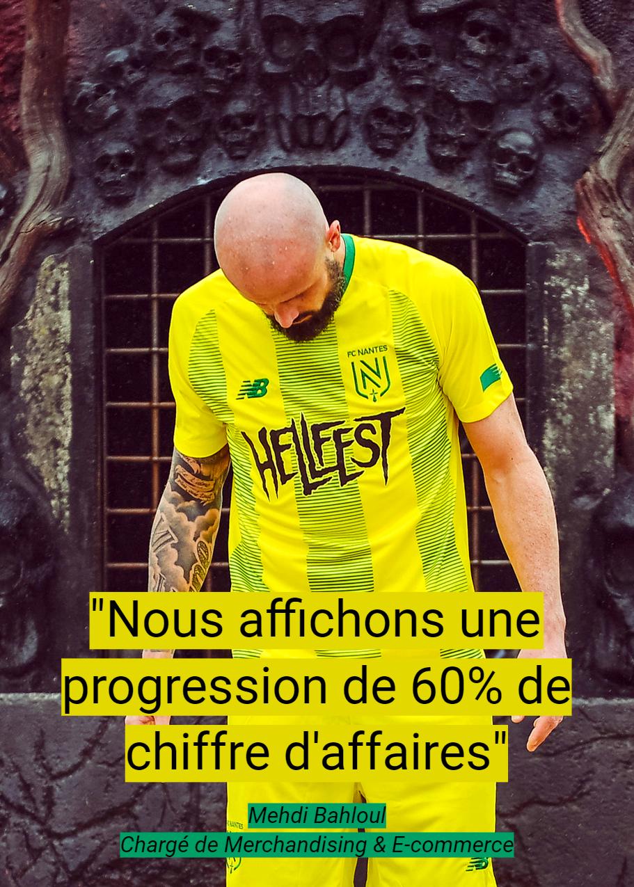 FC Nantes merch