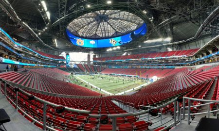 mercedes benz stadium stade responsable