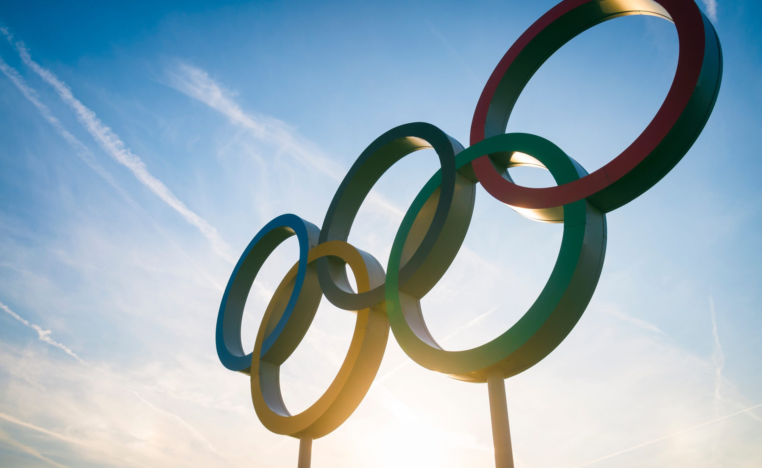 jeux olympiques interview