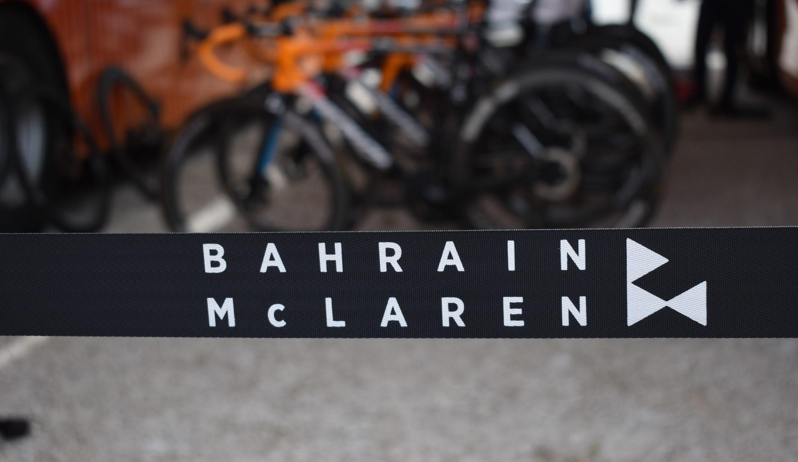 cyclisme engagement mclaren