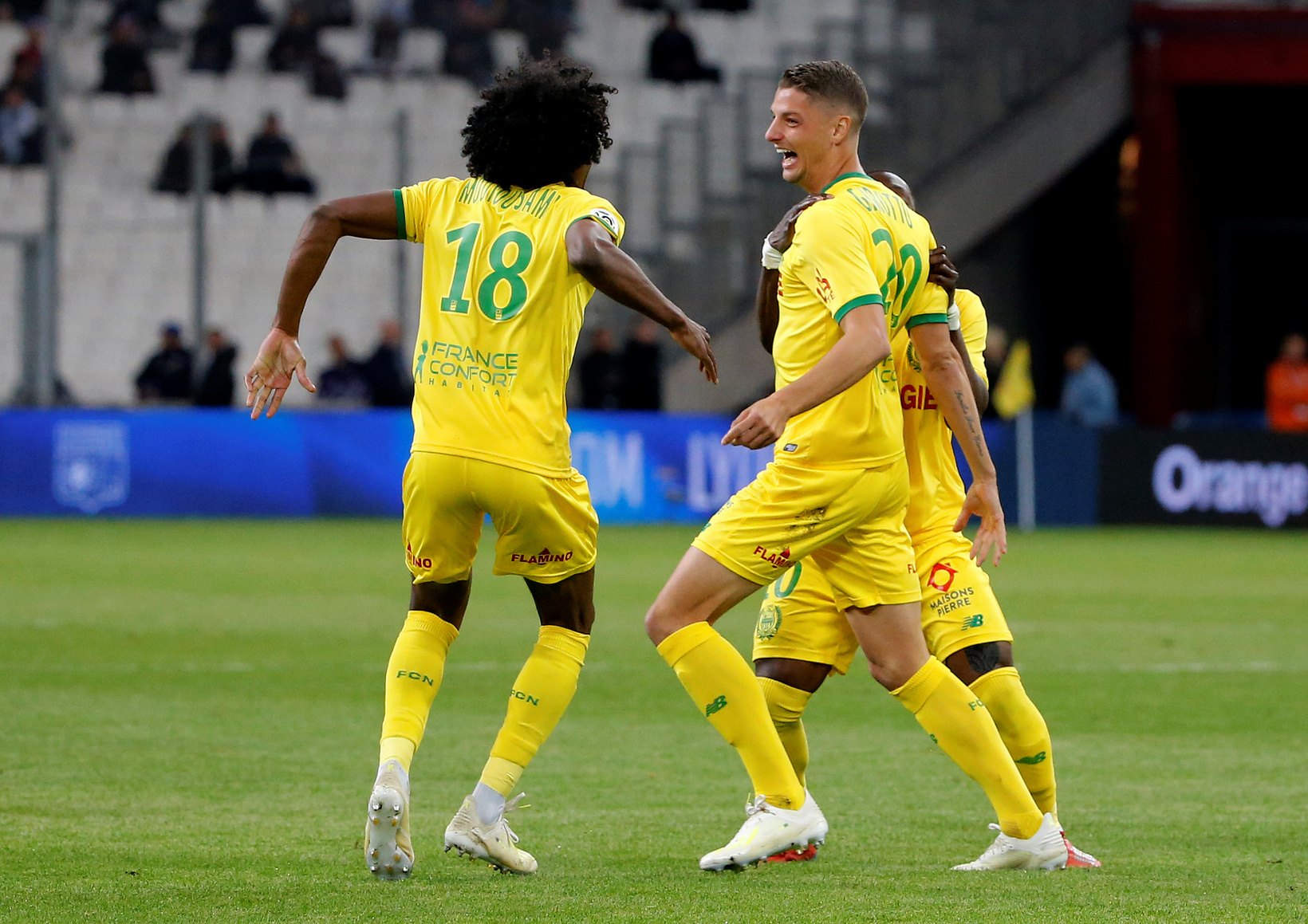 FC Nantes CRM