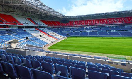 olympique lyonnais stade