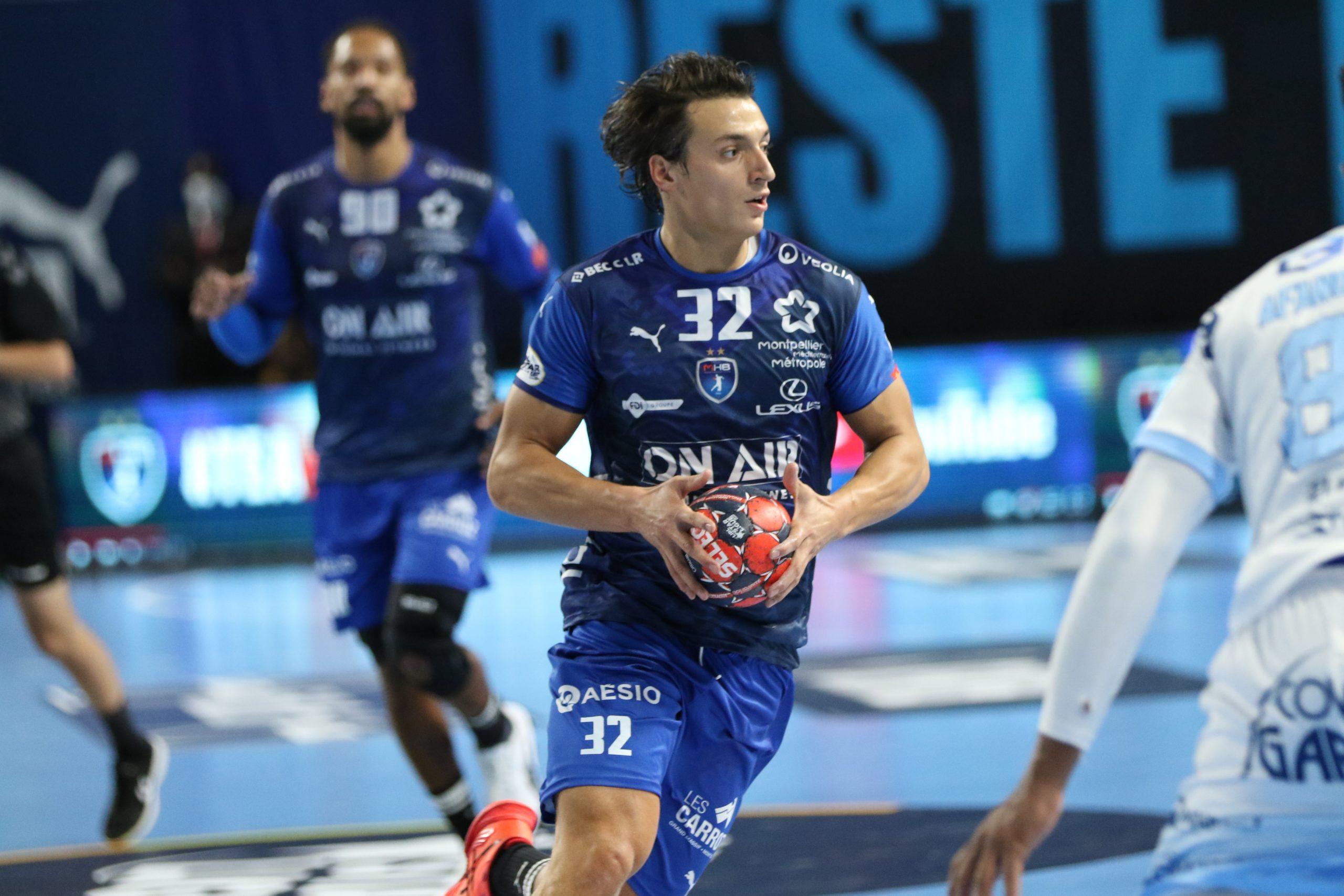 gestion montpellier handball