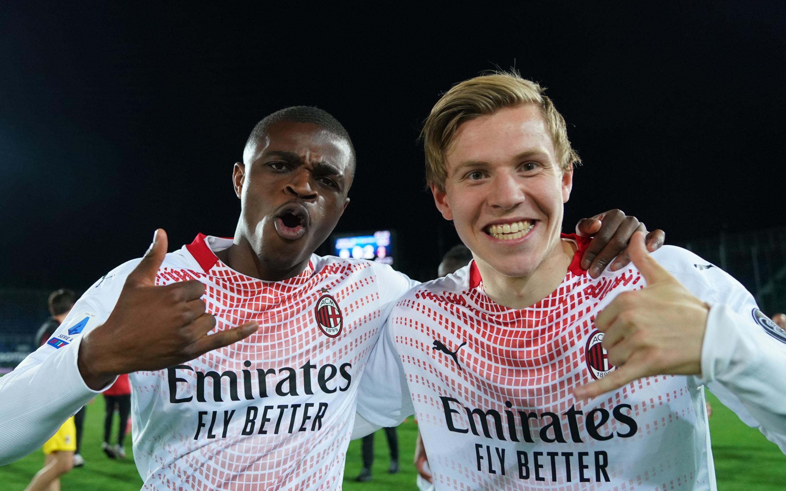 Milan AC développement