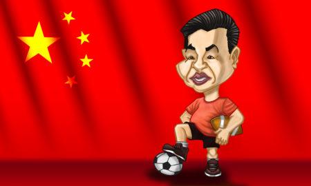 Chine sponsoring
